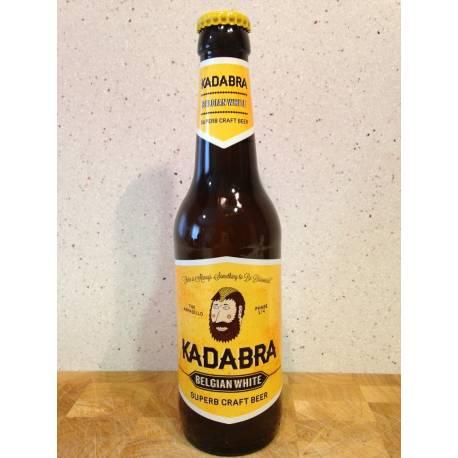 Cerveza Artesana Kadabra Belgian White