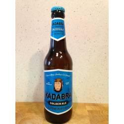Cerveza Artesana Kadabra Golden ALE