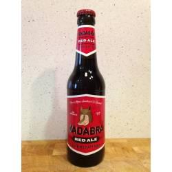 Cerveza Artesana Kadabra Red Ale
