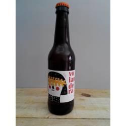 Cerveza Artesana La Maldita Volandera 16x33 cl.