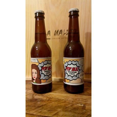 La Maldita Pop Ale