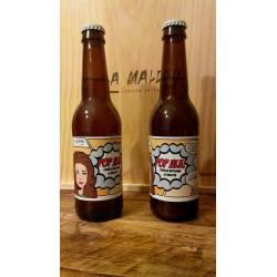 Pack Degustación La Maldita Originale y Pop Ale