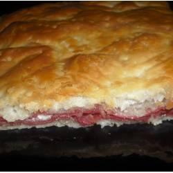 Empanada de Cecina de León a los tres quesos